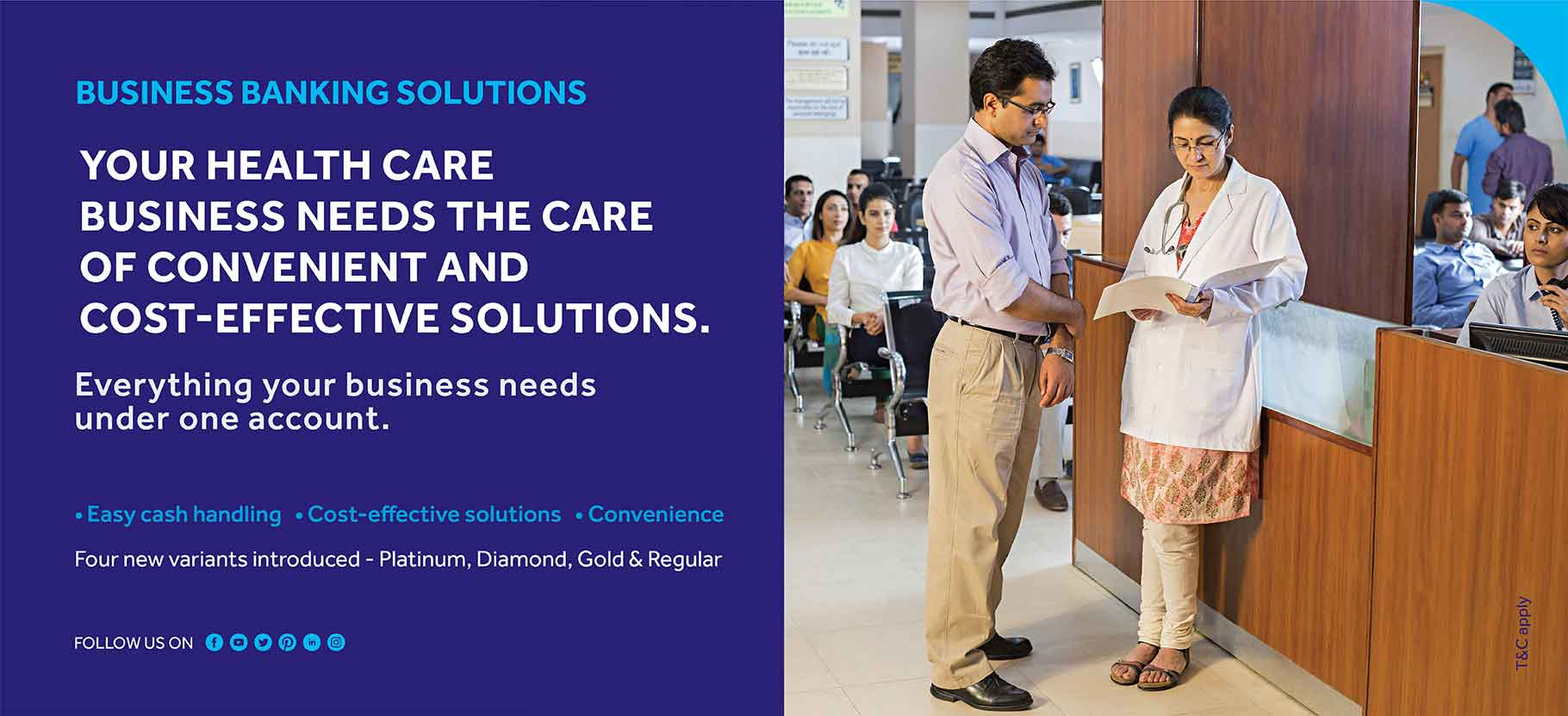 Your health care business needs the care of convenient and cost-effective solutions