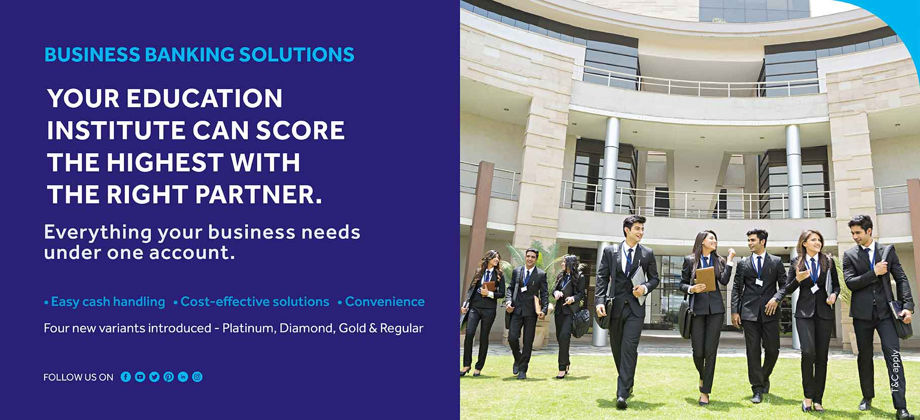 Your Education institute can score the highest with the right partner